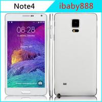 Wholesale Fingerprint NOTE Octa Core MTK6592 GHz GB RAM GB ROM Android inch OTG S Pen G WCDMA MP Camera Smart Phone