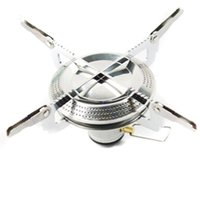 Wholesale Lightweight Large Canister Burner Classic Camping and Backpacking Stove