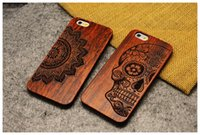 apple etching - Laser etching wood for iPhone S S Plus SPlus wood PC iPhone cover dirt resistant shock resistant