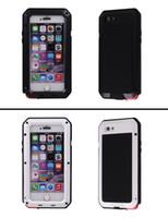 lunatik - Taktik Extreme for iPhone Case Lunatik Aluminum Case PC and Glass Film Case for iPhone s c s