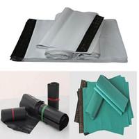 Wholesale 100pcs Self seal mailbag Plastic bag Envelope Courier postal mailing bags cm Waterproof Transport bags Shopping Bag