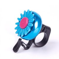 beautiful alarm - Useful Beautiful Flower Bicycle Cycling Bike Metal Handlebar Ring Horn Bell Alarm