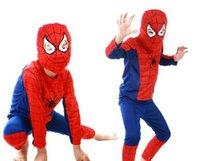 batman costumes sale - spiderman superman batman zorro black Spider man children party cosplay costume kid s Halloween gift Hot sale