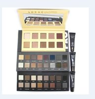 Wholesale Makeup Lorac PRO Palette Lorac Pro Lorac Unzipped Eyeshaow Makeup Palette Set with Eye primer Cosmetic Versions