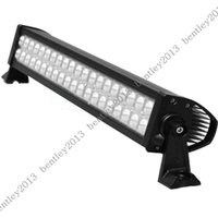 Wholesale 42 inch W Bar LED Work Light Off Road V Boat LED W lm Spot Flood Combo Beam Jeep Truck Lamp IP67