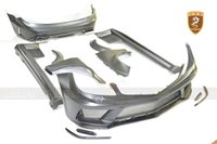 benz body kit - TOP quality body kit for Benz C W door black color car body kits