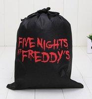 Wholesale five nights at freddy s Storage Bag five nights at freddy bag FNAF Storage Bag Shopping bag carrying bag five nights at freddy bags D142