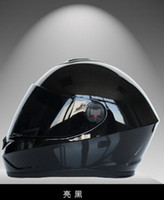 Wholesale Eternal motorcycle helmet full helmet electric car helmet winter helmet men and women anti fog UV