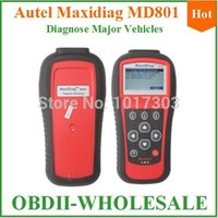 auto md - High Quality Autel MD801 Auto Scanner Maxidiag MD Code Reader in From Factory Price DHL