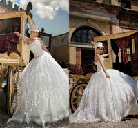 best designer wedding gowns - 2017 Sexy Vintage Custom Made Best Style Gorgeous Designer Wedding Dresses Ball Bridal Gowns Lace up Applique Beaded Strapless Bling Bling