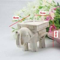 Wholesale Lucky Elephant Candles Holder Tea Light Candles Holder Wedding Birthday Gifts Wedding Favors quot Lucky Elephant quot Tea Light Candle Holder