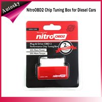performance chip - Plug and Drive NitroOBD2 Performance Chip Tuning Box for Diesel Cars
