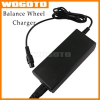 Wholesale Scooter Universal Charger for Smart Electric Board Battery portable Charger Smart Balance wheel Charger with US Plugs V