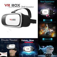 Wholesale VR Box Virtual Reality D Glasses For iphone samsung other Smart Phone