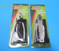 american coleman - American Coleman Coleman stainless steel multifunction camping tool Specials