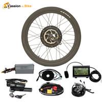 Wholesale Passion Ebike V1000W Bicicleta Electric Bicycle conversion kit Bike Rear wheel motor for quot quot quot quot quot C Wheel Motor