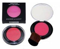 baking powder - Brand Makeup Mineralize Blush Bronzer Baked Cheek Colors Blusher Silky Powder Palette Maquiagem Natural Health Beauty