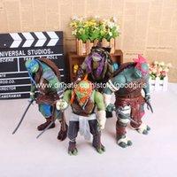ninja turtles - TMNT Teenage Mutant Ninja Turtles Movie PVC Action Figures Toys quot CM NJFG005