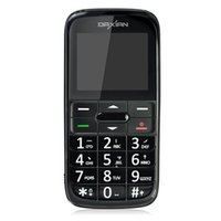 i9500 - Daxian I9500 inch phone for the Old Men Single Core GSM Mobile phone Big Speaker SOS Help Flashlight Bluetooth Dual SIM