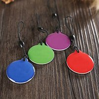 Wholesale Hot NFC Keychain Tag NTAG203 For Samsung HTC NEXUS SONY LG iPhone Plus Universal