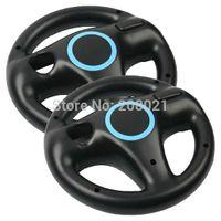 steering wheel for pc game - New x Black Steering Mario Kart Racing Wheel for Game Nintendo Wii Remote