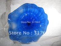 coral for sale - 2015 Rushed Glass Arrival Sale Freeshipping China Blown Glass Ball Jellyfish Aquarium Coral Blue for Fusion Classical Art Wall