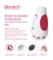 Wholesale New Benice body Slimmer Massager Slimming Massager Burn Fat Massage Electric Loss Weight Machine Electric Body Massage Device