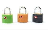 Wholesale 360pcs Fashion Style TSA Safe Travel Luggage Suitcase Lock Padlock With keys