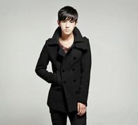 Cheap Wool Pea Coat Hood | Free Shipping Wool Pea Coat Hood under