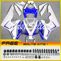 triumph - ABS Fairing For Daytona Blue White L675N