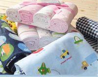 receiving blankets - 4 Pack Flannel Receiving Blankets sleeping bags baby blanket baby sleepers baby sleep sack baby sleeping bag grobag