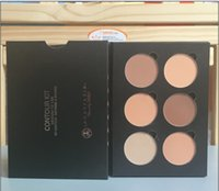 lighting kit - Best Quality Face Anastasia CONTOUR KIT Bronzers Highlighters colors fast shipping by dhl hot item Chrismas Gift