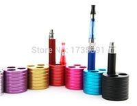 Wholesale Metal EGO Stand E Cig Metal Base ego ecig ashtray Vape Tray ego dock EGO Holder For Battery and Atomizer