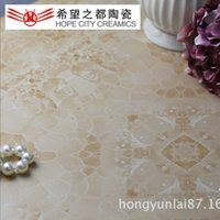 Wholesale Foshan factory direct matte antique parquet tiles Fanghuadezhuan