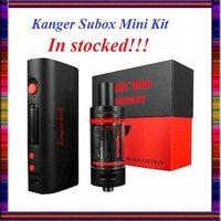 Cheap Kanger Subox mini starter kit Best Subtank mini