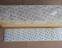 adhesive foam squares - 3M PE Foam double sided adhesive tape white color MM thickness mm mm square