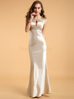 Wholesale Hot Sexy Imported Party Dress Shining Champagne Long Slim Gown Sequins Belt Hollow Out Breast Party Dress For Women