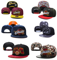 Wholesale top Sale New Style best quality CLEVELAND CALIERS Sports Baseball Hat Adjustable Snapback women and men cap