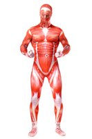 Wholesale Attack on Titan III zentai crossdresser suit leather bodysuit costume halloween cosplay jumpsuit onepice lycra unitard disfraces adultos