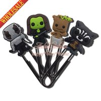 Wholesale New Mix Guardians of the Galaxy Bookmarkers Mini Cartoon Paperclips Children s Learning Filing Supplies for Books Page Holder Gifts