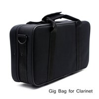 arrival cloth case - Clarinet Gig Bag Box Case D Water resistant Oxford Cloth with Adjustable Single Shoulder Strap New Arrival I728