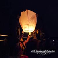 Cheap Chinese Kongming Lantern Flying Sky balloon Lantern Wishing Lamp 10pcs lot free shipping