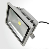 Wholesale Water Proof Led Flood Light W W W W Warm white Cool white White Blue Landscape Floodlights CE ROHS Canopy Lights V
