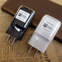 Wholesale Original A Wall Charger Adapter for LG G2 G3 F400 F460 D855 G2 F260 Nexus E980 Black white Micro Usb Cable Black white