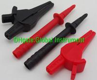 Wholesale Fluke TP74 Lantern Tip Test Probes Alligator Clips use for fluke