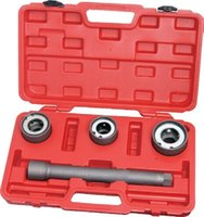 axial rod ends - 4pc Steering Rack Knuckle Tool Rod End Track Axial Joint Removal mm