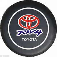 Wholesale TC Toyota RAV4 SUV Spare Wheel Tire Tyre Cover Bag Protector quot quot M
