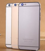 android star - New Goophone i6S Plus Phone s Star MTK6572 Dual Core M GB Andorid show G LTE Smart Phone Single Micro SIM