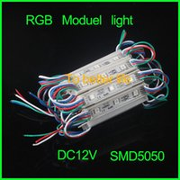 b w pixel - 0 W Leds Led Modules RGB Led Pixel Modules Waterproof V Backlights For Channer Letter W WW R G B Y