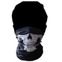 Wholesale 2015 New arrival Hot sale best quality New Skull Design Multi Function Halloween X mas Bandana Sport Motorcycle